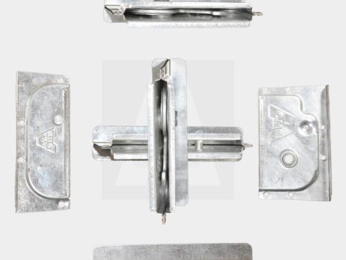 Metal Camlock No.3